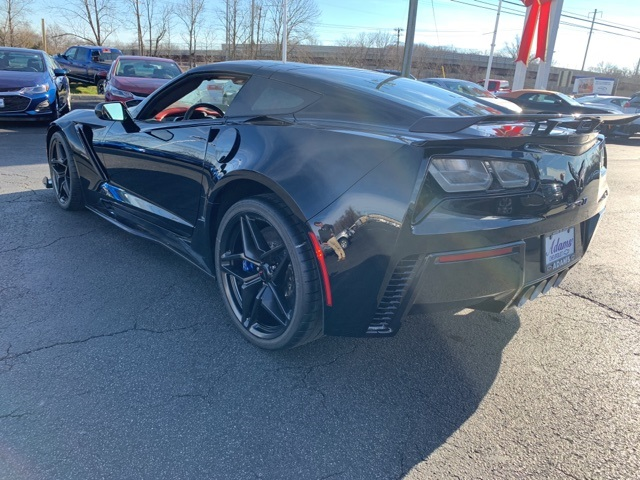 New 2019 Chevrolet Corvette Zr1 2d Coupe In Havre De Grace 15130