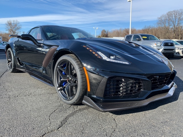 New 2019 Chevrolet Corvette ZR1