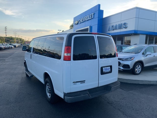 Pre-Owned 2015 Chevrolet Express 2500 LT