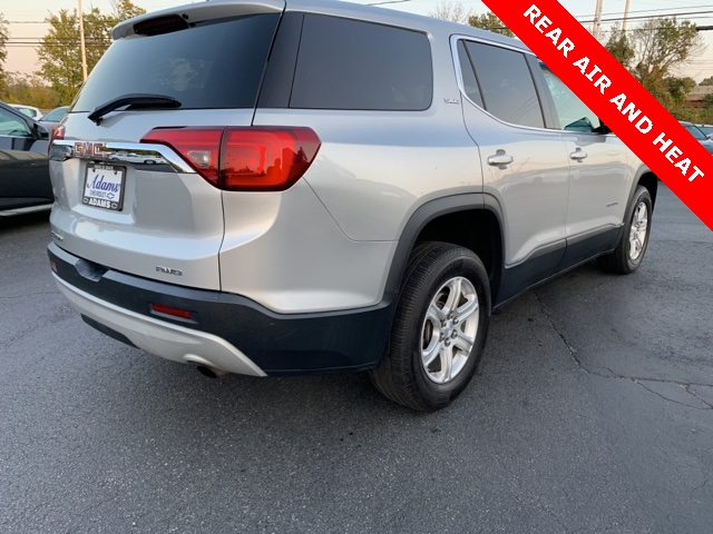 Pre-Owned 2017 GMC Acadia SLE-1