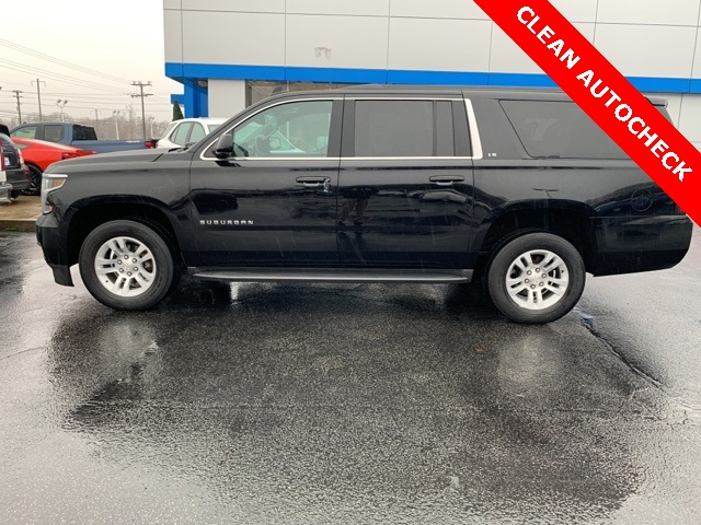 Pre-Owned 2015 Chevrolet Suburban LS