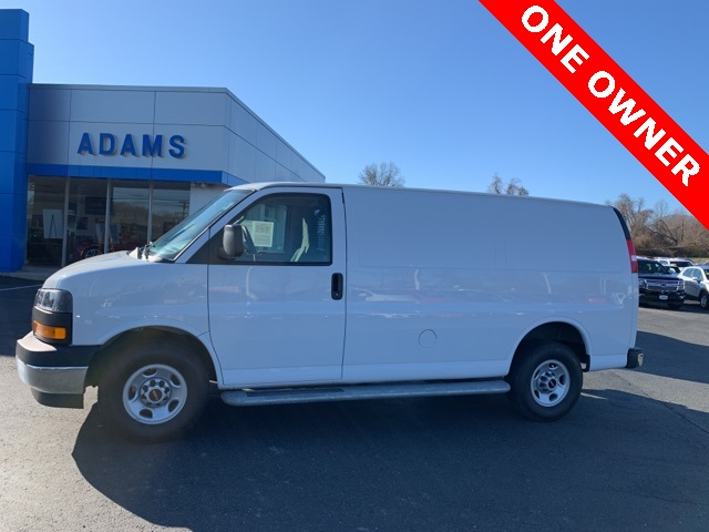 Pre-Owned 2018 GMC Savana 2500 Work Van