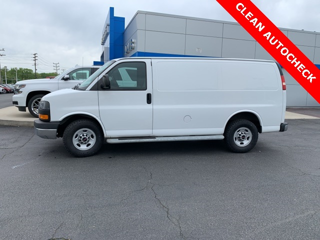 Pre-Owned 2014 GMC Savana 2500 Work Van