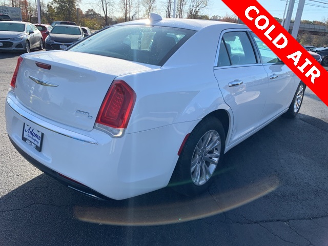 Pre-Owned 2016 Chrysler 300C Base