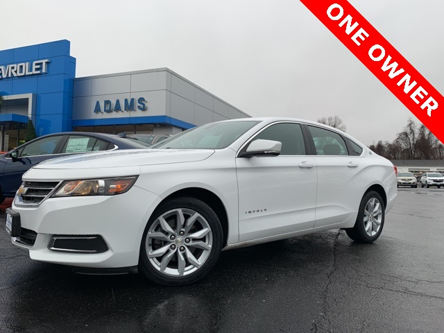 Pre Owned 2016 Chevrolet Impala Lt