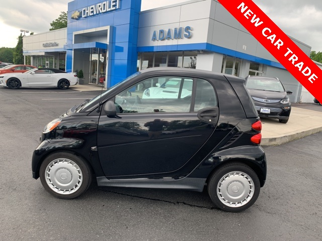 Pre Owned 2017 Smart Fortwo Pure