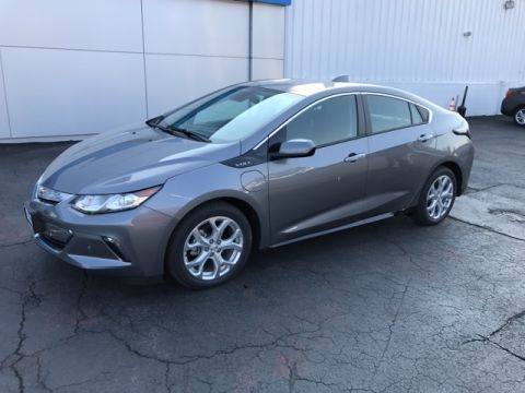 New 2018 Chevrolet Volt Premier